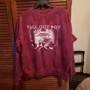 Fall Out Boy Sweatshirt.  New